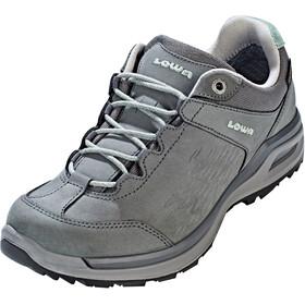Lowa Locarno GTX Low Shoes Damen graphite/jade